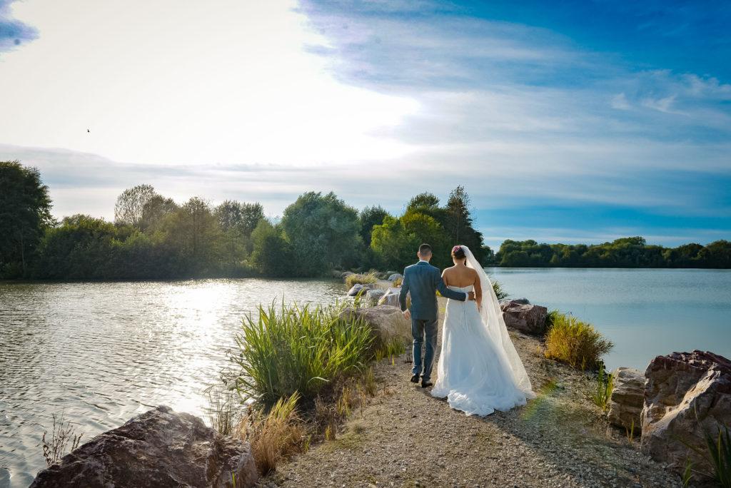 photo mariage nature insolite