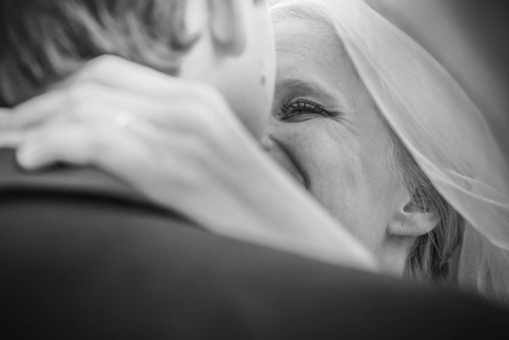 photographe professionnel mariage noir et blanc