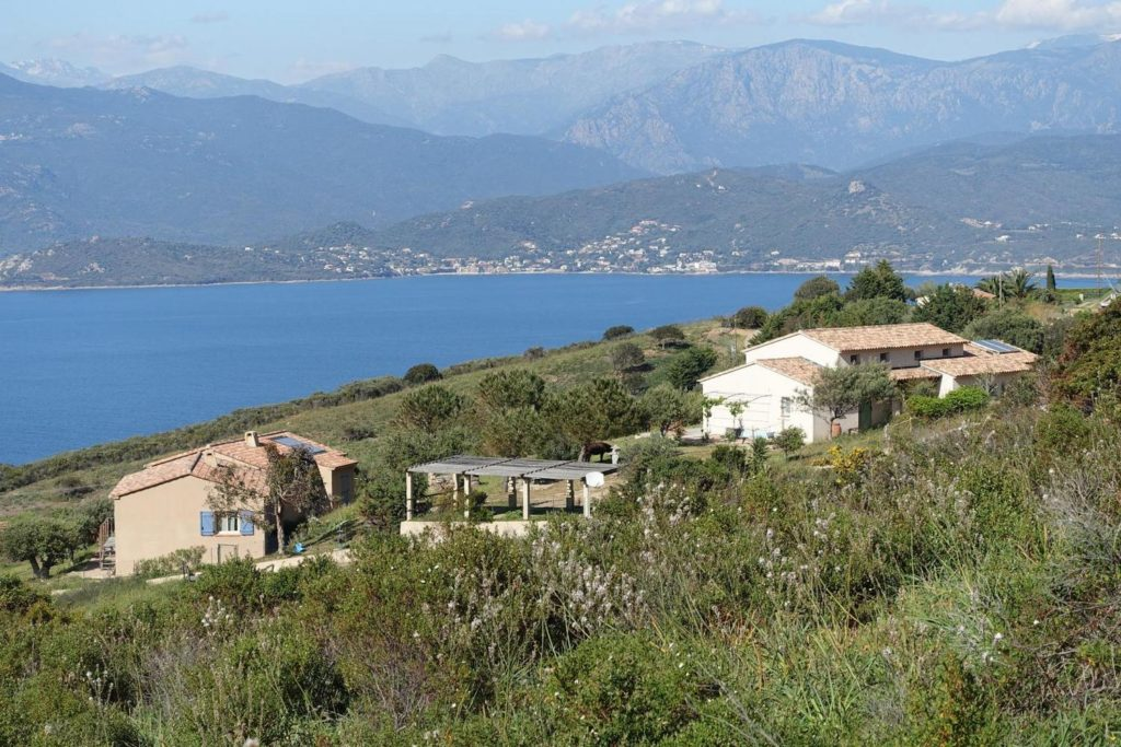 voyage de noces éco-responsable Corse mer